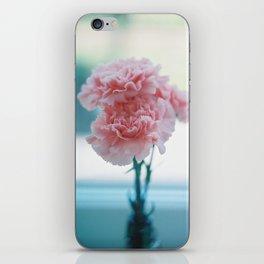 carnations iPhone Skin
