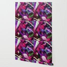Purple Gummy Candy Wallpaper