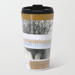 Untitled 111 Metal Travel Mug