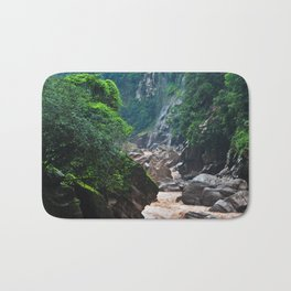 Peruvian Amazon II Bath Mat