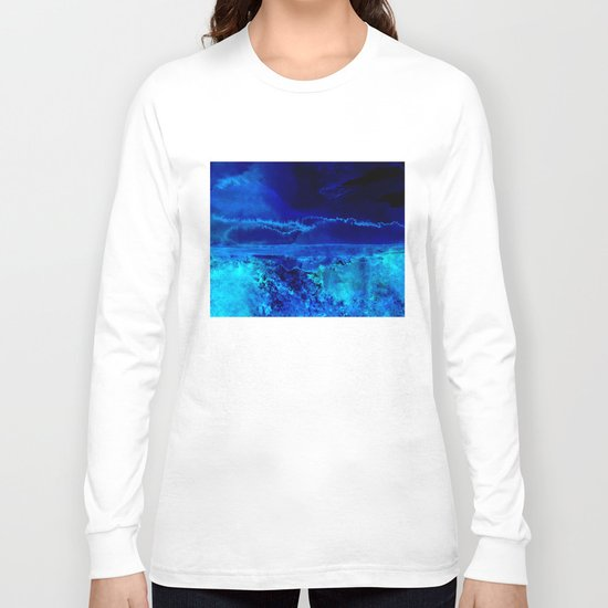 Icy Storm Long Sleeve T-shirt