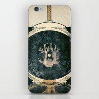 astronaut iPhone & iPod Skins featuring astronaut by Shawn Tegtmeier