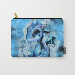 Lil DragonZ - Elements Series - Water Carry-All Pouch