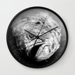 dead fish II Wall Clock