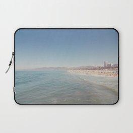 Santa Monica Scene Laptop Sleeve
