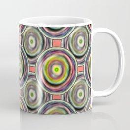 Iridescent fractal pattern Coffee Mug