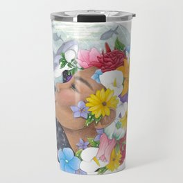 Beauty in Abstract-Realism Travel Mug
