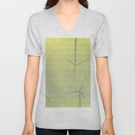 A Dual Breeze Unisex V-Neck