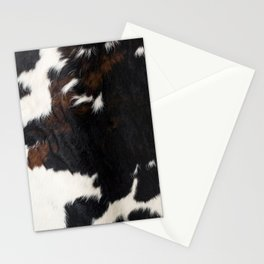 Cowhide Farmhouse Decor Stationery Cards