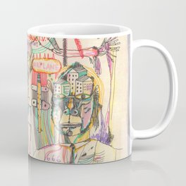 Emo shit munster help me Coffee Mug