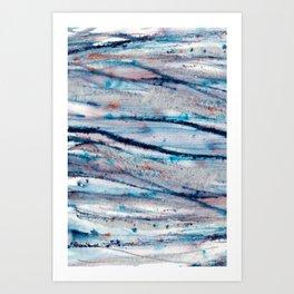Intertwine Art Print