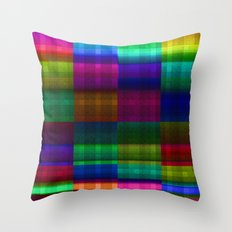 a 1 1 1 - a 1 1 1 Throw Pillow