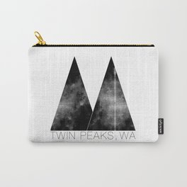 Twin Peaks, WA Carry-All Pouch