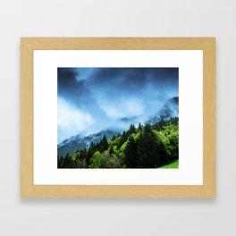 Charming Winter Framed Art Print