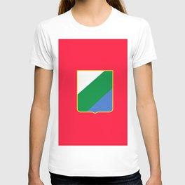 flag of Abruzzo T-shirt