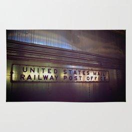 Mail Railway Rug