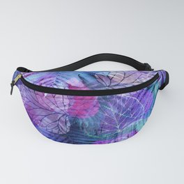 Forest Flora 3 Fanny Pack