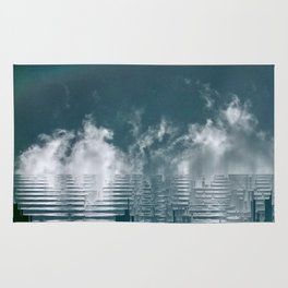 Icing Clouds Rug