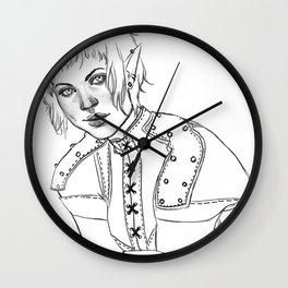 Sera Wall Clock