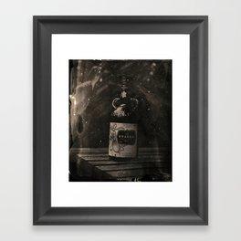 Wet Plate Framed Art Print
