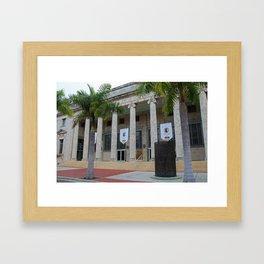 Sydney and Berne Davis Art Center II Framed Art Print