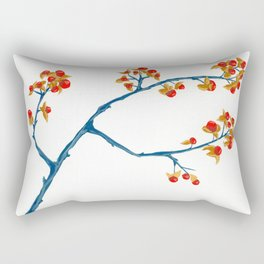 Bittersweet Berries Rectangular Pillow
