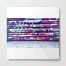 Spam Metal Print