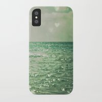 peace iPhone & iPod Cases featuring Sea of Happiness by Olivia Joy StClaire