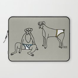 Boxers and Briefs Laptop Sleeve