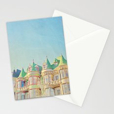 SF Tops 3 Stationery Cards