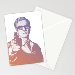 Michael Caine Stationery Cards