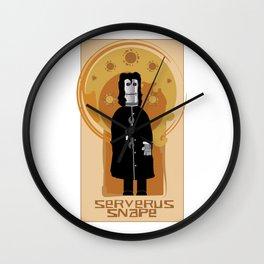 Serverus Snape Wall Clock