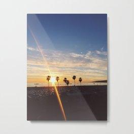 Summer Nights 2 Metal Print