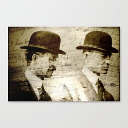 The Wright Brothers Canvas Print