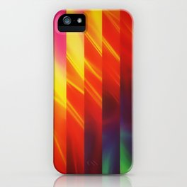 Glorious Stripes iPhone Case