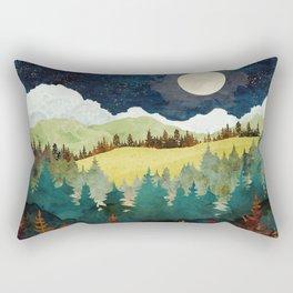 Autumn Moon Rectangular Pillow