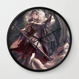 Jeanne d'Arc, Jeanne Alter Fate Grand Order Wall Clock