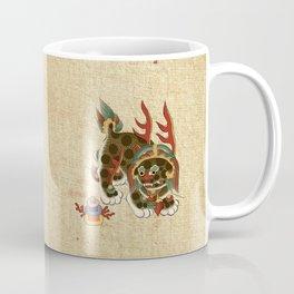 Minhwa: Haetae B Type Coffee Mug