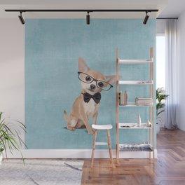 Mr. Chihuahua Wall Mural