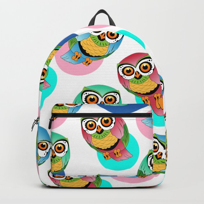 cute birds 2 Backpack