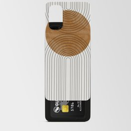 Abstract Flow Android Card Case