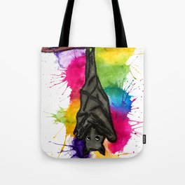 Bat Splat Tote Bag