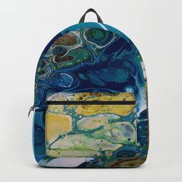 Where the Rivers Flow Backpack