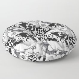 Smoked Out Floor Pillow