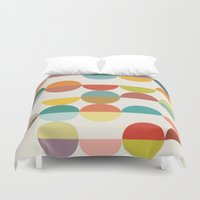 nordic Duvet Covers featuring Nordic by LHD2