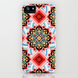 Chinoiserie Waves iPhone Case