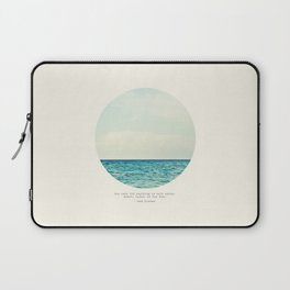 Salt Water Cure Laptop Sleeve