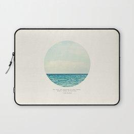 Salt Water Cure Laptop Sleeve