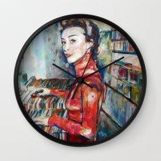 vinyl vintage Wall Clock