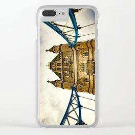 Tower Bridge 02 Clear iPhone Case